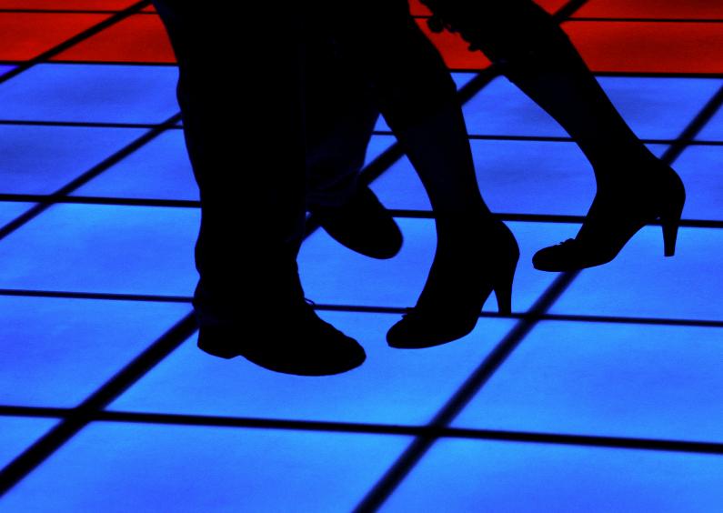 Uitnodigingen - Uitnodiging feest dansen