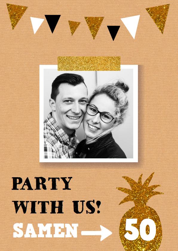 Uitnodigingen - Uitnodiging verjaardagen