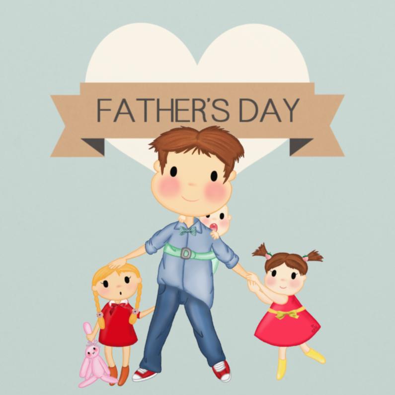 Vaderdag kaarten - Vaderdag Fathersday - TbJ
