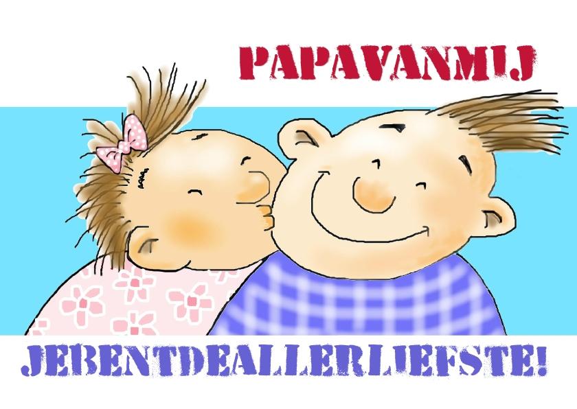 Vaderdag kaarten - vaderdag-papavanmij