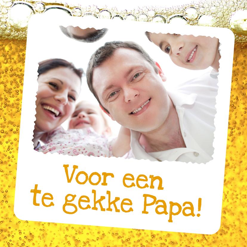 Vaderdag kaarten - Voor een te gekke Papa! - BK