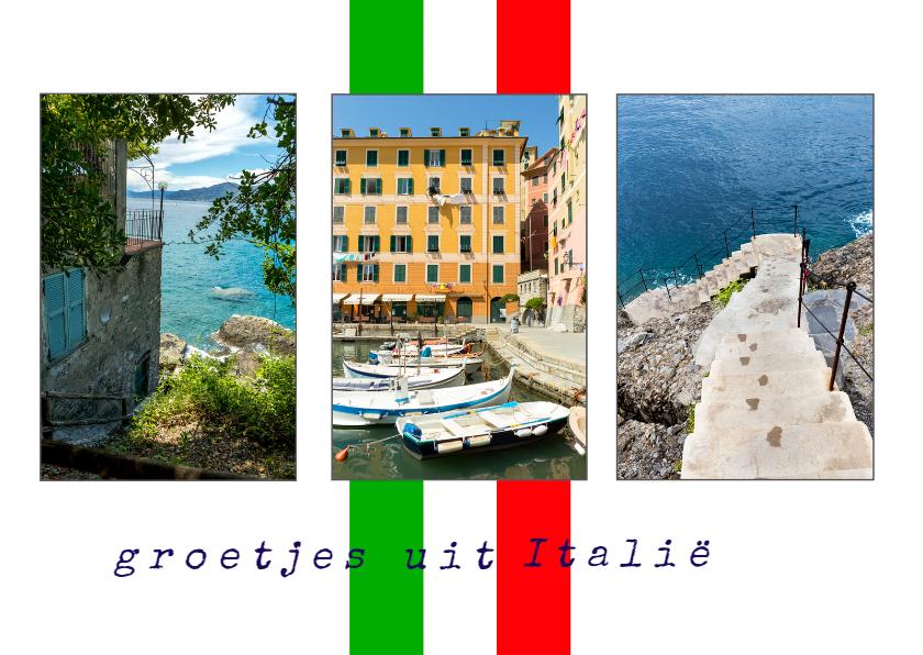Vakantiekaarten - Ansichtkaart Italië MM