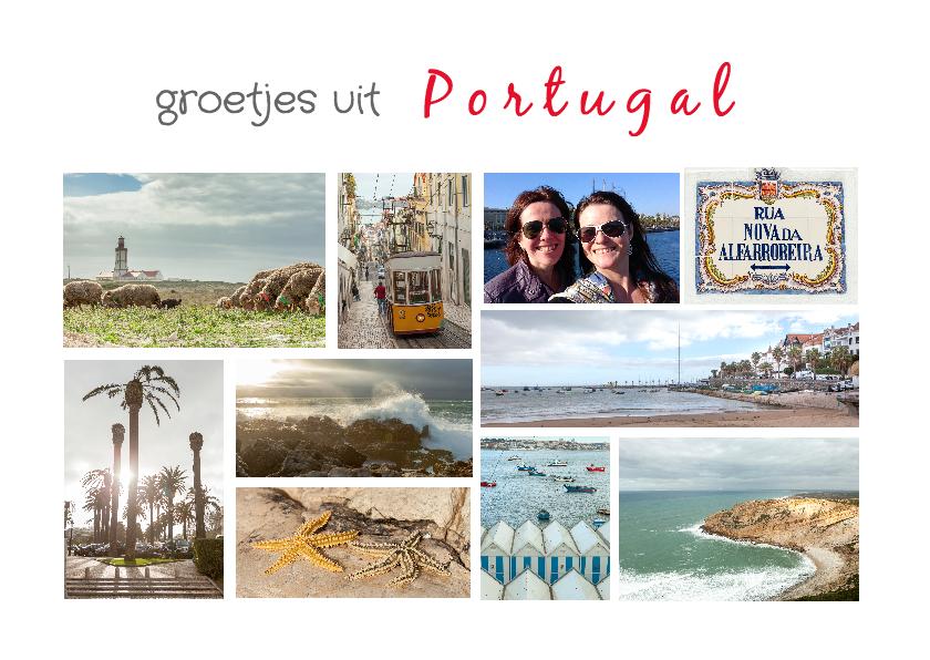 Vakantiekaarten - Ansichtkaarten, Portugal, MM
