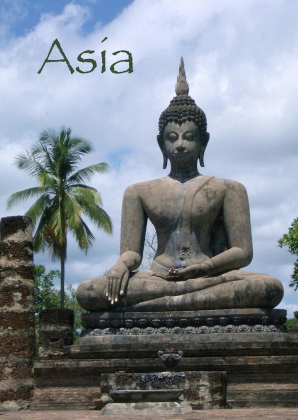 Vakantiekaarten - Asia