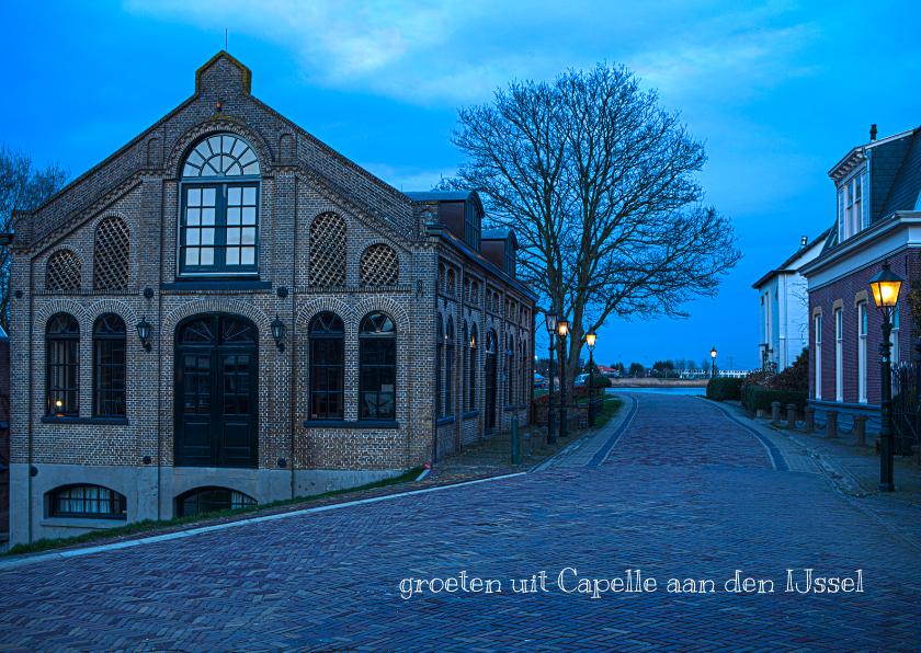 Vakantiekaarten - Capelle aan den IJssel