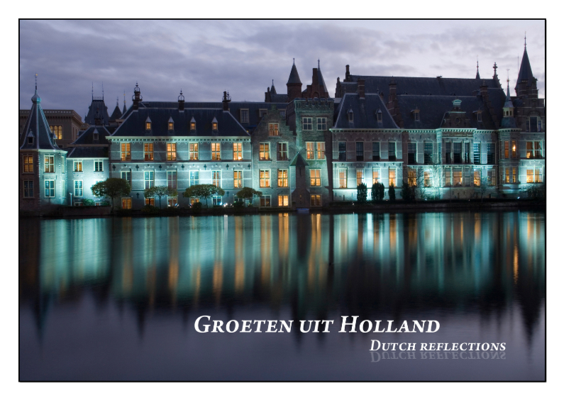 Vakantiekaarten - Dutch Reflections V