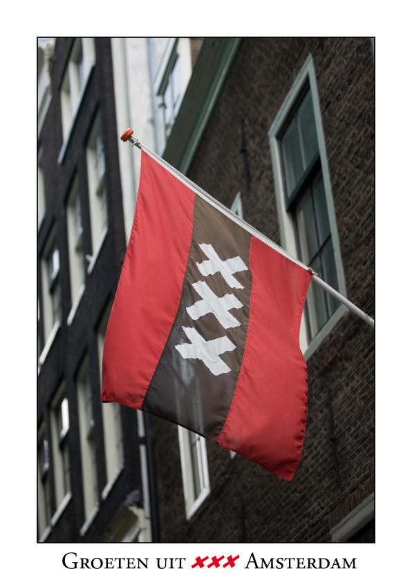 Vakantiekaarten - Groeten uit Amsterdam XX