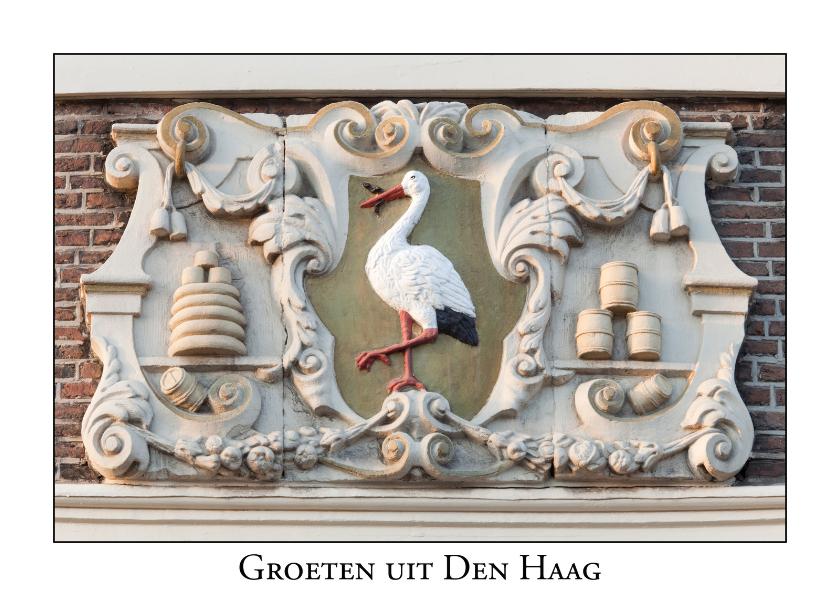 Vakantiekaarten - Groeten uit Den Haag VII