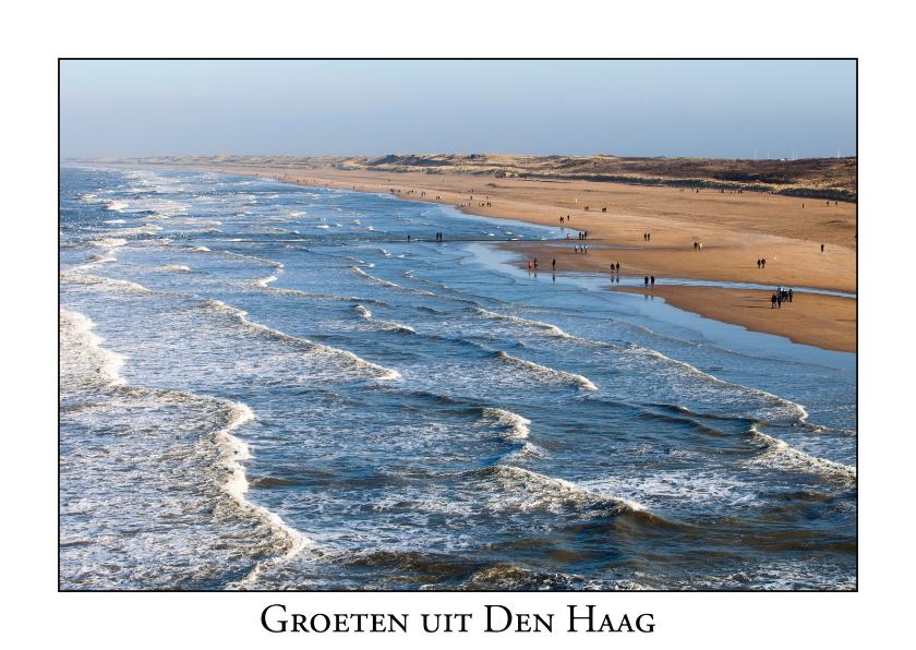 Vakantiekaarten - Groeten uit Den Haag X
