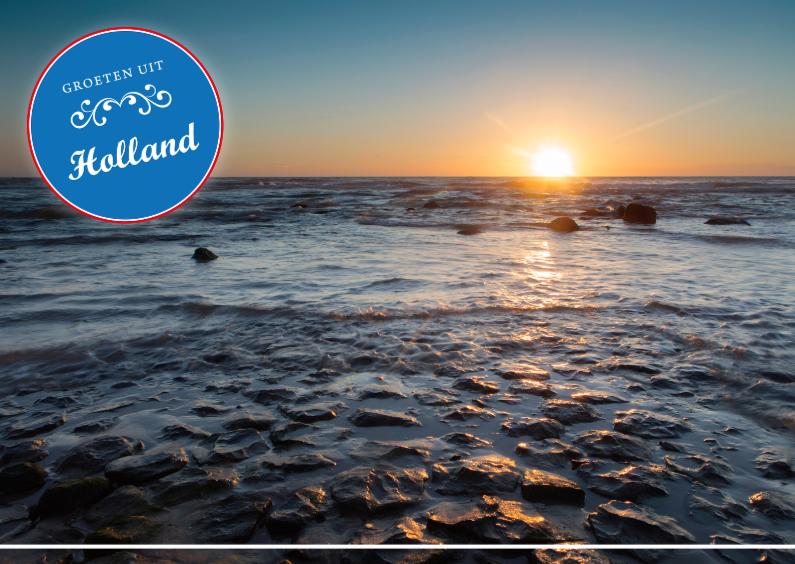Vakantiekaarten - Groeten uit Holland LXVII