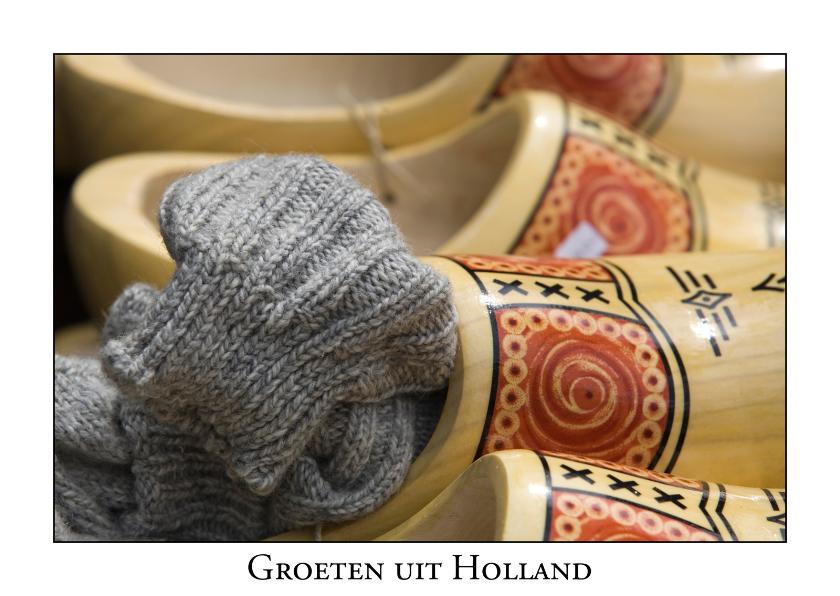 Vakantiekaarten - Groeten uit Holland XXXIII