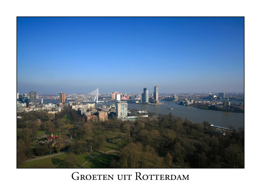 Vakantiekaarten - Groeten uit Rotterdam VI