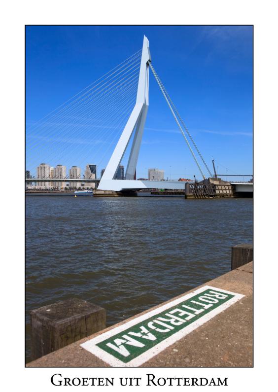 Vakantiekaarten - Groeten uit Rotterdam VIII