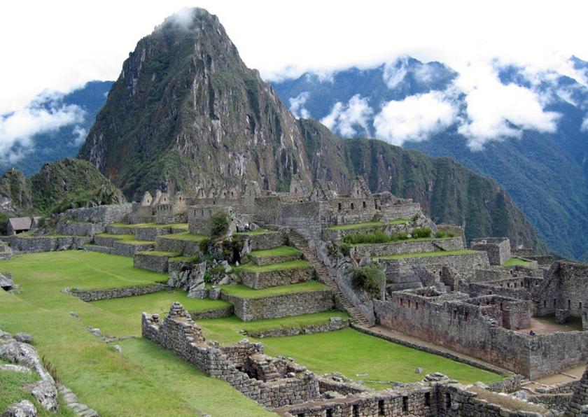 Vakantiekaarten - Machu Picchu