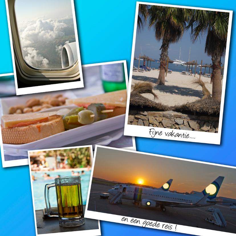 Vakantiekaarten - prettige vakantie