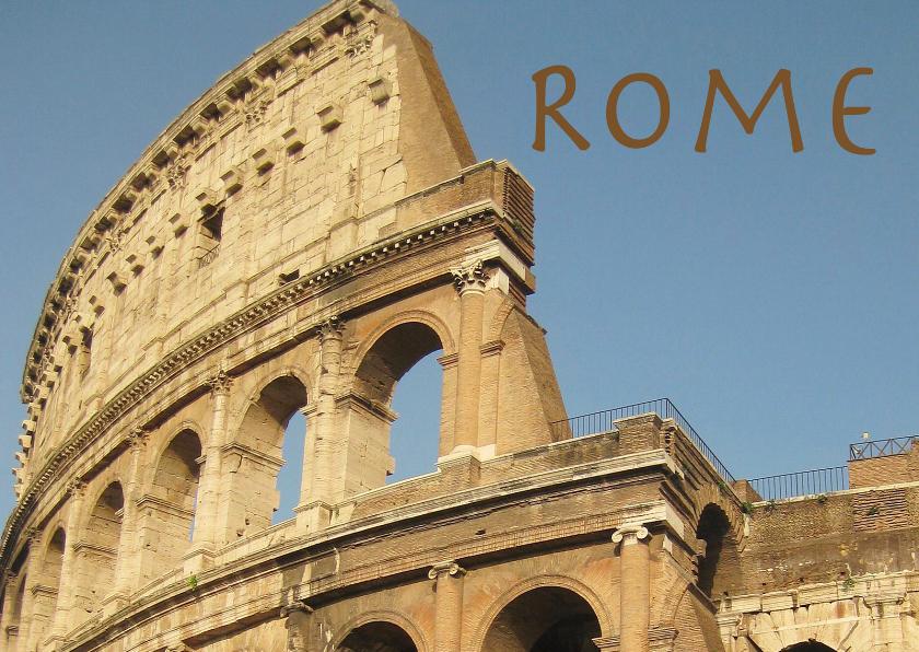 Vakantiekaarten - Rome