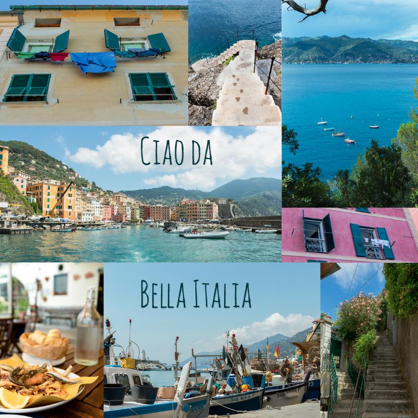 Vakantiekaarten - Vakantiekaart Italië MM