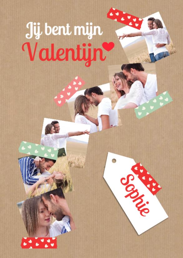 Valentijnskaarten - Slingerfoto's van je liefde-isf