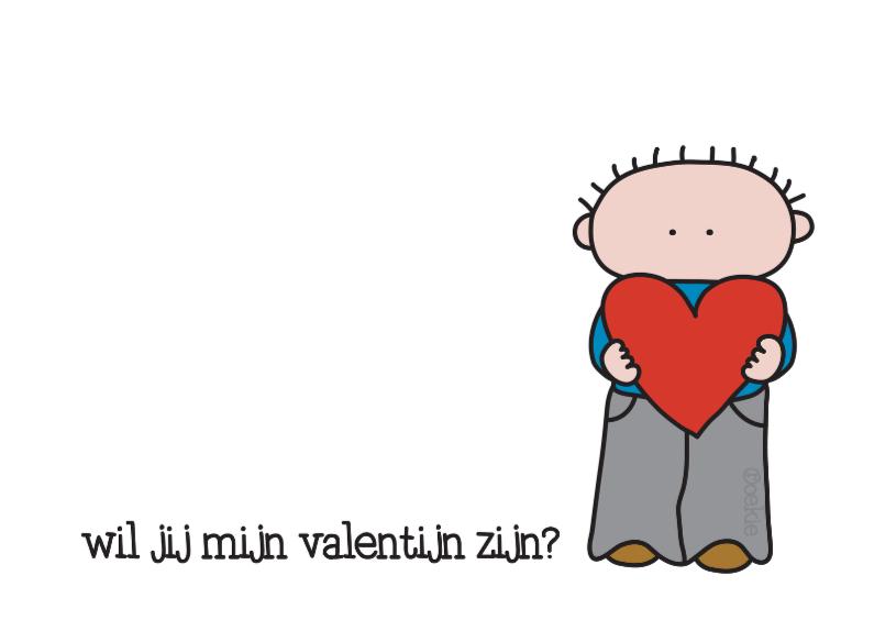 Valentijnskaarten - Valentijn Mijn