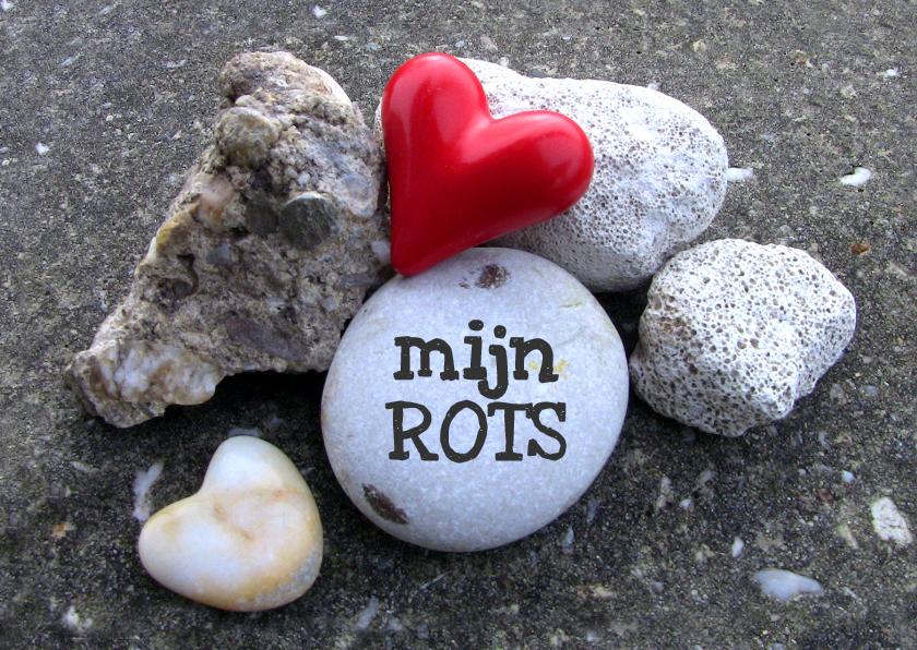 Valentijnskaarten - Valentijn Rots