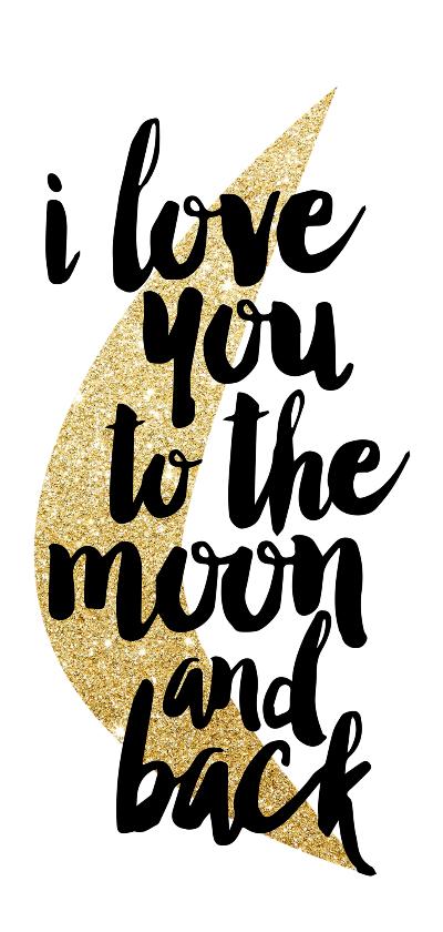 Valentijnskaarten - Valentijnskaart met lieve tekst