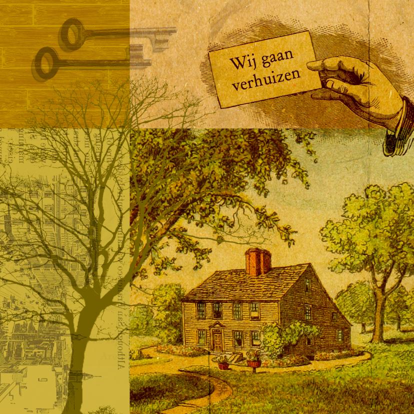 Verhuiskaarten - Verhuiskaart-vintage-HR
