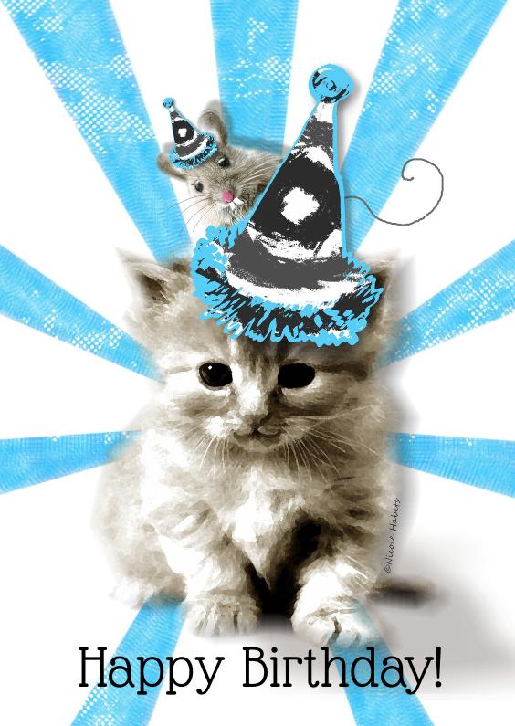 Verjaardagskaarten - Verjaardag lief