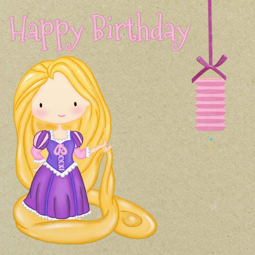 Verjaardagskaarten - Verjaardag Prinsesjes10 - TJ