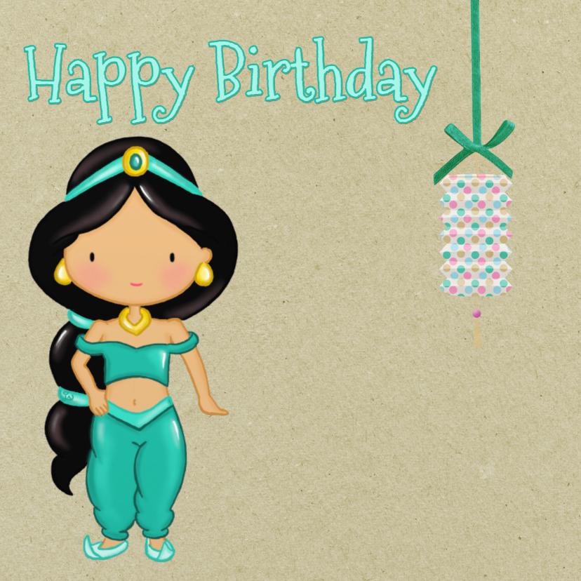 Verjaardagskaarten - Verjaardag Prinsesjes7 - TJ