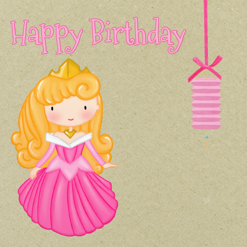 Verjaardagskaarten - Verjaardag Prinsesjes9 - TJ