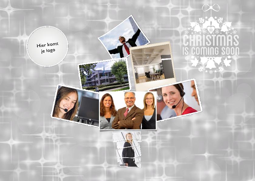 Zakelijke kerstkaarten - Collage kerstboom zakelijk - BK