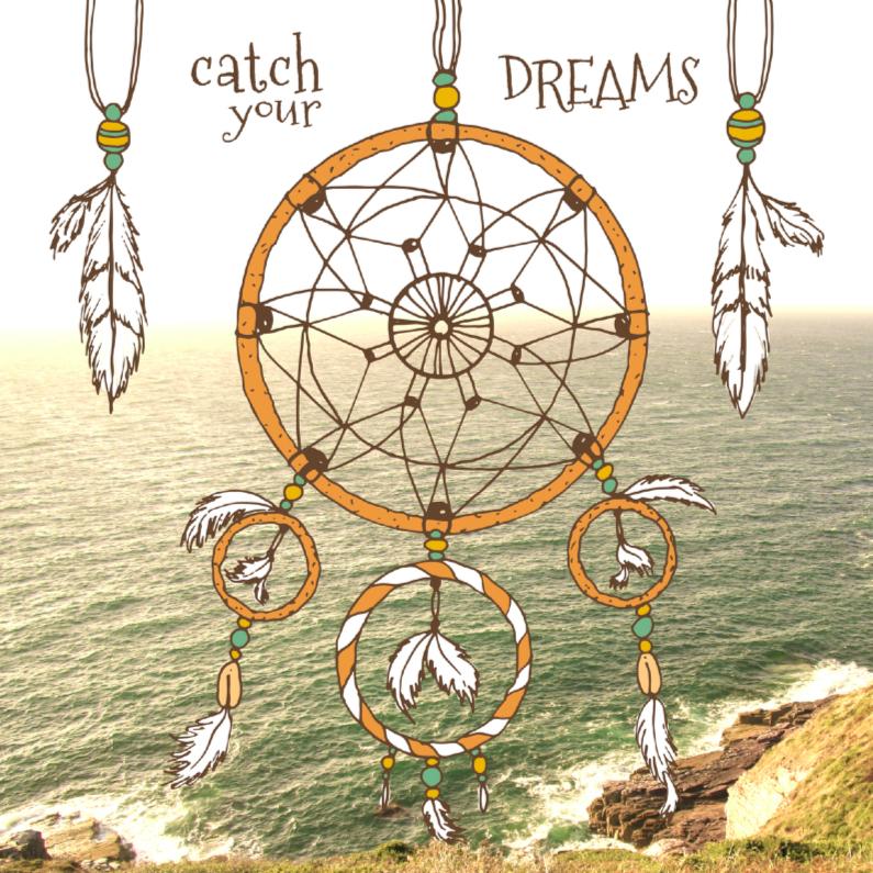 Zomaar kaarten - Catch your dreams zee