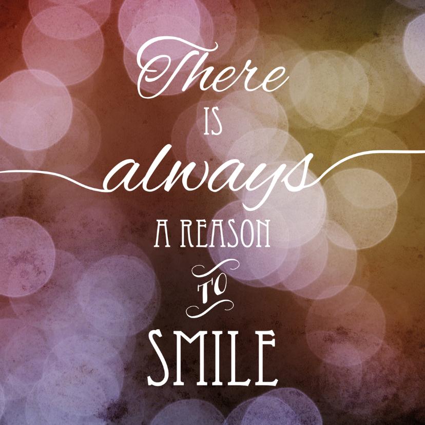 Zomaar kaarten - Coaching reason to smile