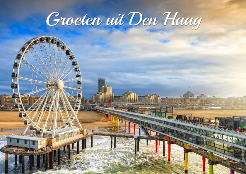 Zomaar kaarten - Groeten uit Den Haag XXI