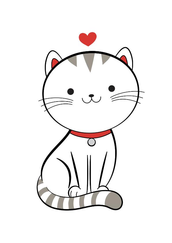 Zomaar kaarten - Kattebel