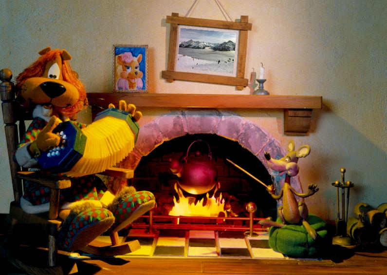 Zomaar kaarten - Loeki de Leeuw Home sweet Home