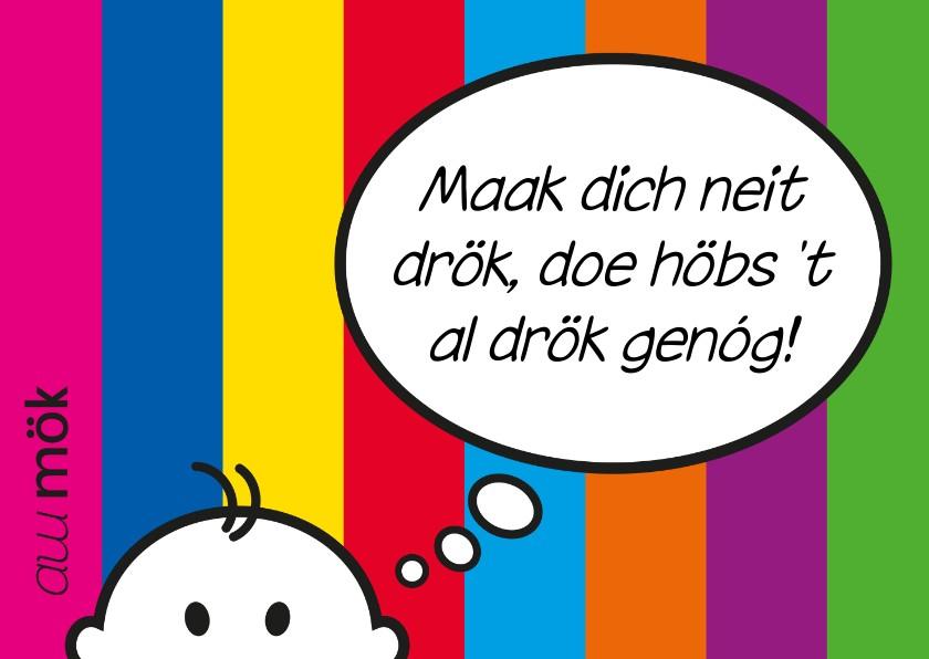 Zomaar kaarten - Succes Limburgs druk