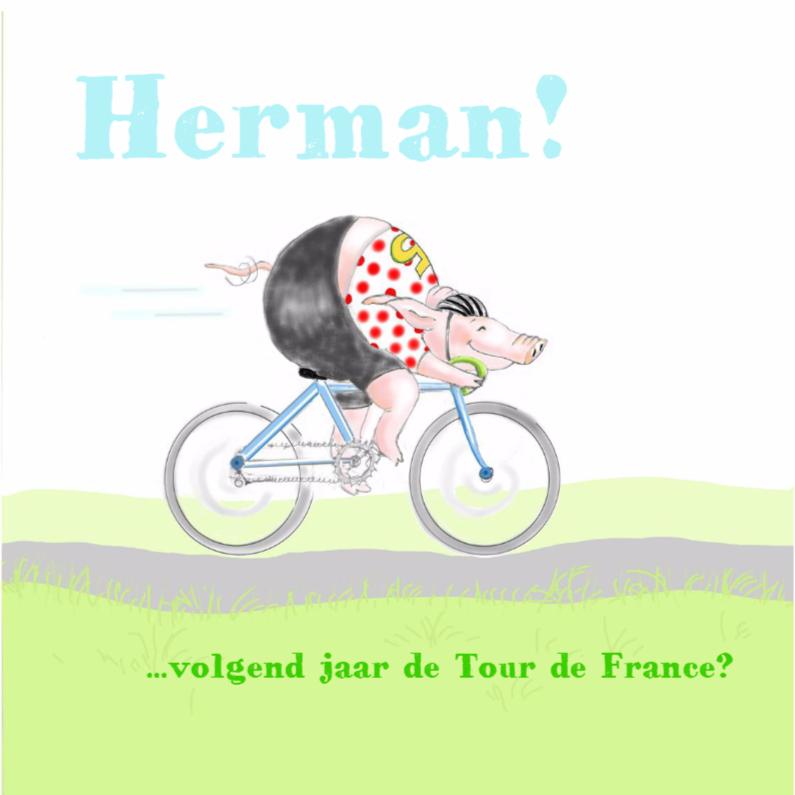 Zomaar kaarten - Tour de France